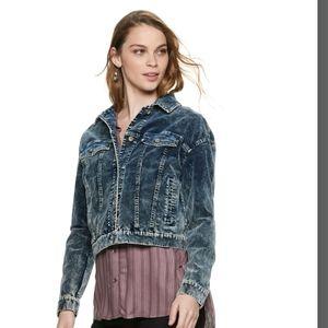 Women's rock Republic corduroy jacket